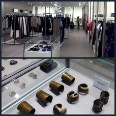 Unique clothing & accessories at the Armani outlet store - Fashion Outlets of Chicago  #FashionOutletsofChicago #FOC
