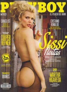 Sissi Fleitas Playboy México Febrero 2014 [Scans] | FamosasMex