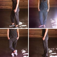 CITY PANTS play well with sneaks, sandals, boots and heels. | Athleta Summer 2014 Collection