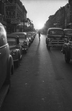 Harold Feinstein, New York, 1950