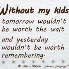 Love my kids!