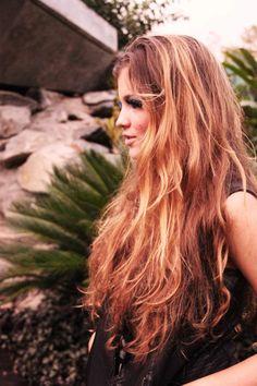 long hair <3