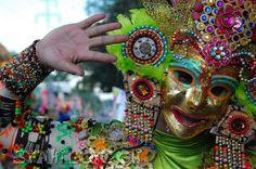 Bacolod City celebrates 33rd MassKara Festival