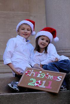 Good idea for a Christmas Photo
