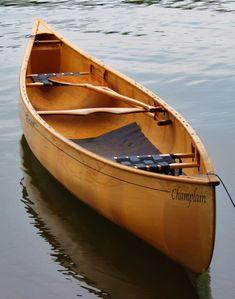 A canoe beauty