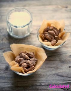 A Calculated Whisk: Chocolate-Covered Almonds #paleo #glutenfree #grainfree #vegan