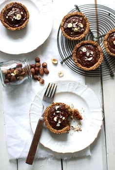 My New Roots: Spiced & Salted Pumpkin Pie Minis