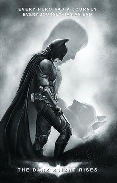 Batman, Dark Knight Rises.