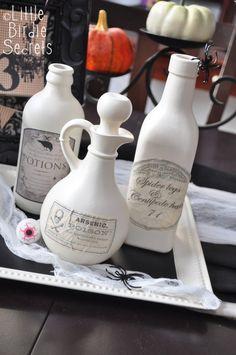 dollar store halloween crafts