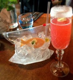 cocktail in a bag - Google Search