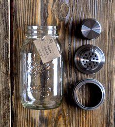 Mason Jar Cocktail Shaker