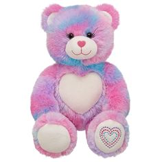 16 in. Furever Hearts Bear - Build-A-Bear Workshop US