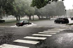 Wet, Wetter, Wettest Makes July No. 5 in Record Books - Extremes in precipitation was the weather highlight of July, with last month ranking as the fifth-wettest July on record nationwide, according to the National Oceanic and Atmospheric Administration's monthly weather summary report released Tuesday.