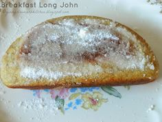 Ginny's Low Carb Kitchen: BREAKFAST LONG JOHN