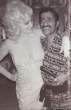 Liz Renay & Sammy Davis,Jr