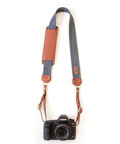 Graphite Camera Strap