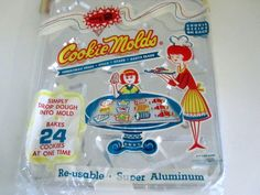 1960s Cookie Molds (by annegraham)