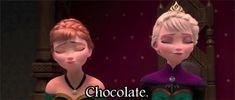 Frozen Chocolate