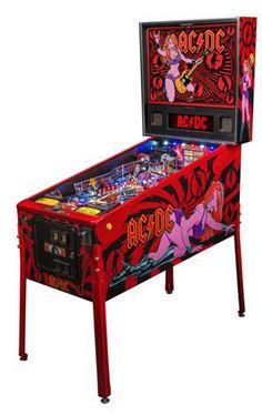 Stern Pinball AC/DC Machine