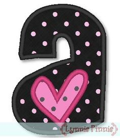 Embroidery Designs - Applique Hearts Font 4x4 - Welcome to Lynnie Pinnie.com! Instant download and free applique machine embroidery designs in PES, HUS, JEF, DST, EXP, VIP, XXX AND ART formats.