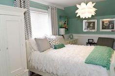 mint teen rooms | Teen Room Makeover - contemporary - kids - cincinnati - Karen ...