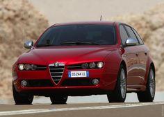 2009 Alfa Romeo 159 Sportwagon
