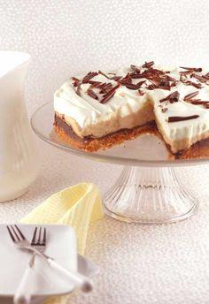Gluten-Free Peanut Butter Chocolate Pie