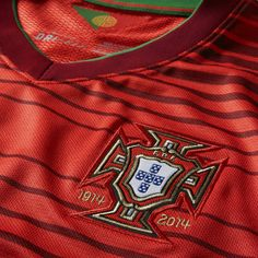 2014 Portugal Match Men's Soccer Jersey
