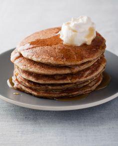 pumpkin gluten free pancakes