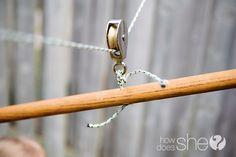 Build Your Own Zip Line!