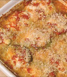 the chew | Recipe | Michael Symon's Eggplant Parmesan