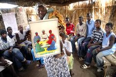 Operating in ten African countries, TOSTAN offers specialized education to people living in remote areas. The curriculum encompasses literacy and human rights.