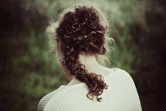 romanc, art, curl, braids, cur braid, tattoo, hair, design, braid styles