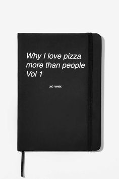 A cheesy journal tha