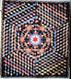 The Quilt Index.  Top By: Ferguson, Sarah Irwin Date: ca. 1880 Location Made: Springfield,, Illinois (IL) USA