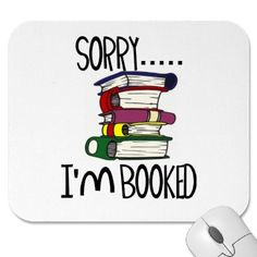 I'm booked