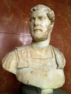 Hadrian, Louvre Museum | Flickr - Photo Sharing!