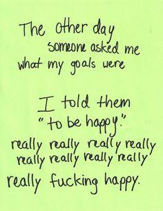 Really really really.