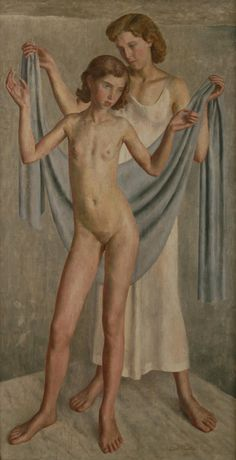Dod Procter - Artists - Penlee House Gallery and Museum Penzance Cornwall UK