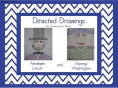 Presidents' Day Directed Drawing   - Pinned by @PediaStaff – Please Visit ht.ly/63sNtfor all our pediatric therapy pins
