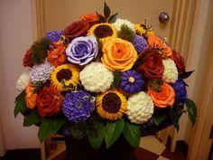 Pretty Cupcake Bouquet