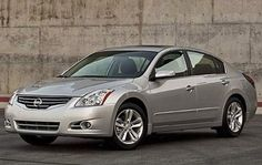 Nissan Altima - love mine, just like this but red.