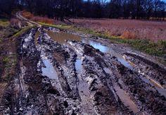 mud hole!