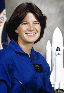 R.I.P...Sally Ride (1951-2012)  -- First American Woman in Space