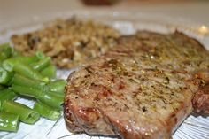 Oven Cooked Steak - Simple and quick!  Not to mention, YUMMY!  @Sarah Chintomby Chintomby {Simply Me}