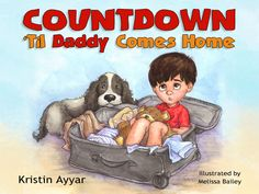 Written by an Air Force Wife for your military family - http://www.daddycountdown.com/ - Countdown 'Til Daddy Comes Home is a must 'pick up' for the favorite Military Brat in your life. - MilitaryAvenue.com