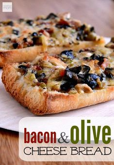 This Bacon Olive Che