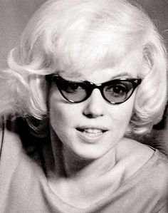 groovy cat eye glasses