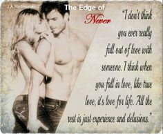 The Edge of Never <3