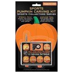 Philadelphia Flyers Pumpkin Carving Kit
